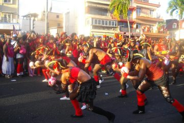 carnival martinique 2019