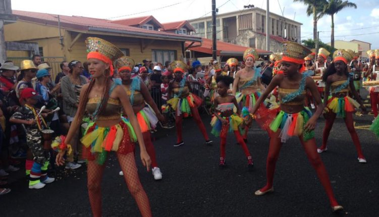 carnaval martinique 2019